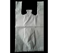 Пакет майка №2 - міцна 24*43см | 200 шт\уп