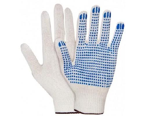 Перчатки FARA белая - 50*12пар/пач   С-4