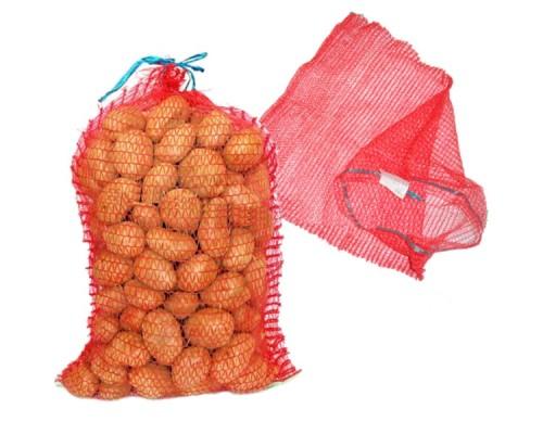 Сетка овощная Красная 45*75 см на 30 кг- роз