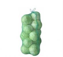 Сетка овощная 40*60 см на 20 кг, Зеленая роз