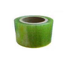 Скотч широкий зелений 500 м М5-4